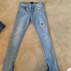 Pacsun Skinny jeans size 32/32